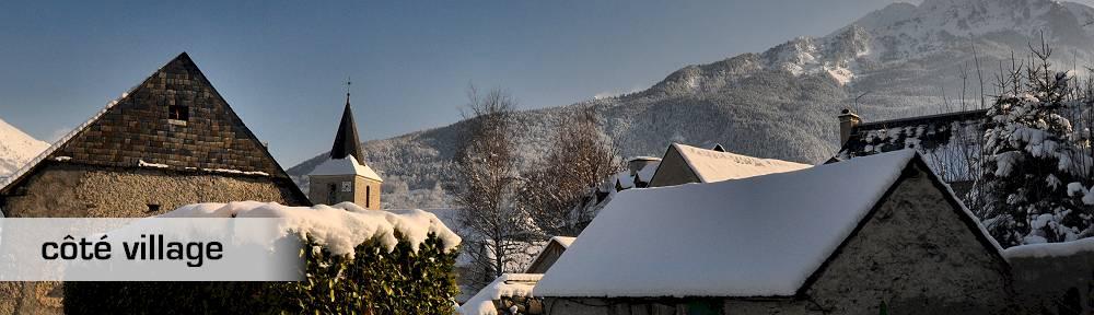 Mairie de Vignec en Vallée d'Aure – Hautes-Pyrénées